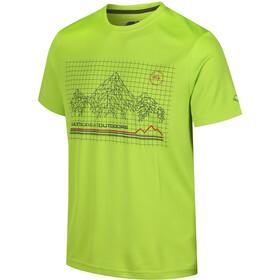 Regatta Fingal III - T-shirt manches courtes Homme - vert